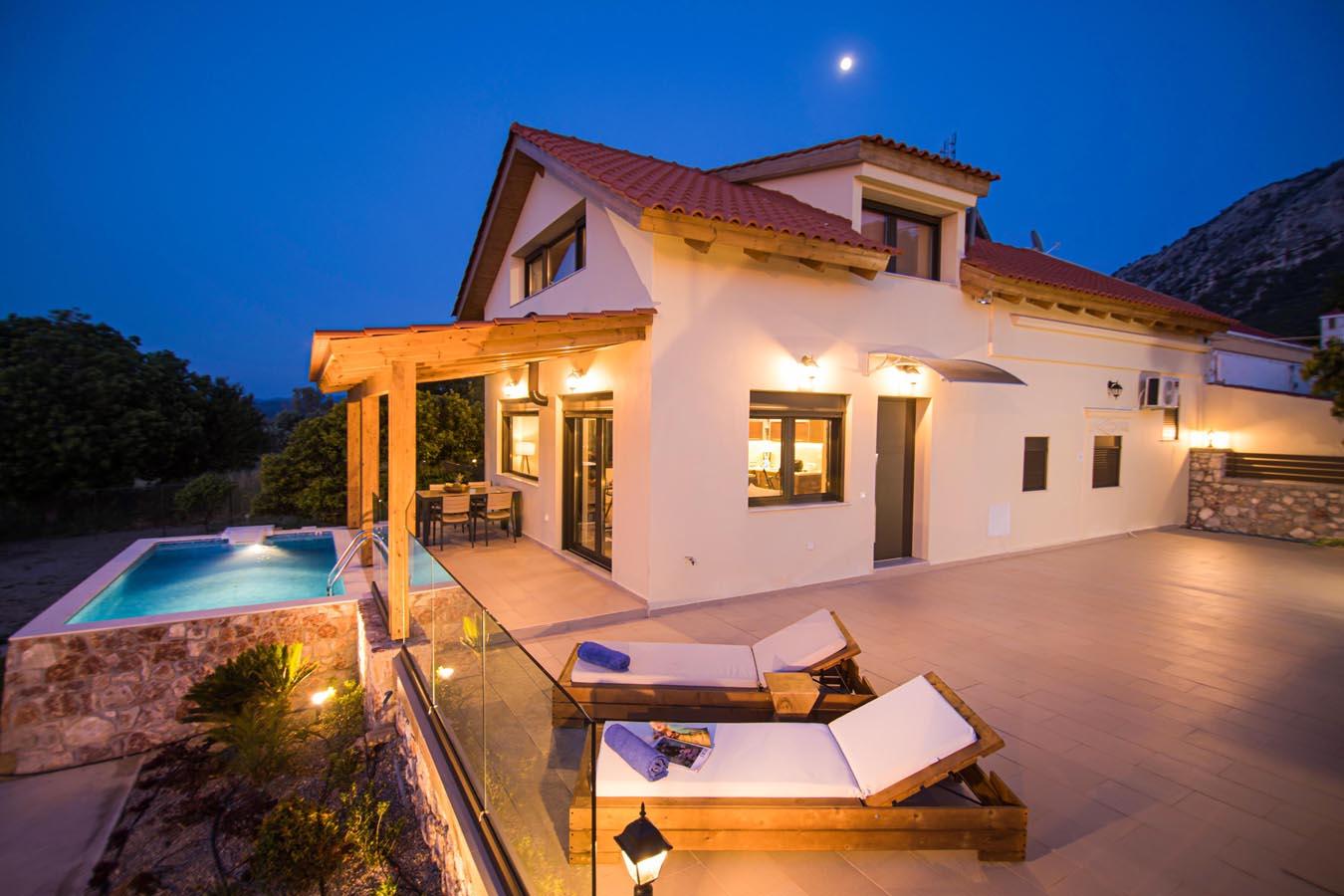 Rhodes Holidays Magical Salakos Villa 21