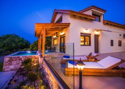Rhodes Holidays Magical Salakos Villa 22