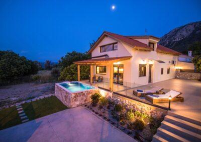 Rhodes Holidays Magical Salakos Villa 24