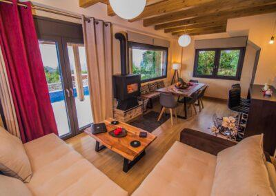 Rhodes Holidays Magical Salakos Villa 4