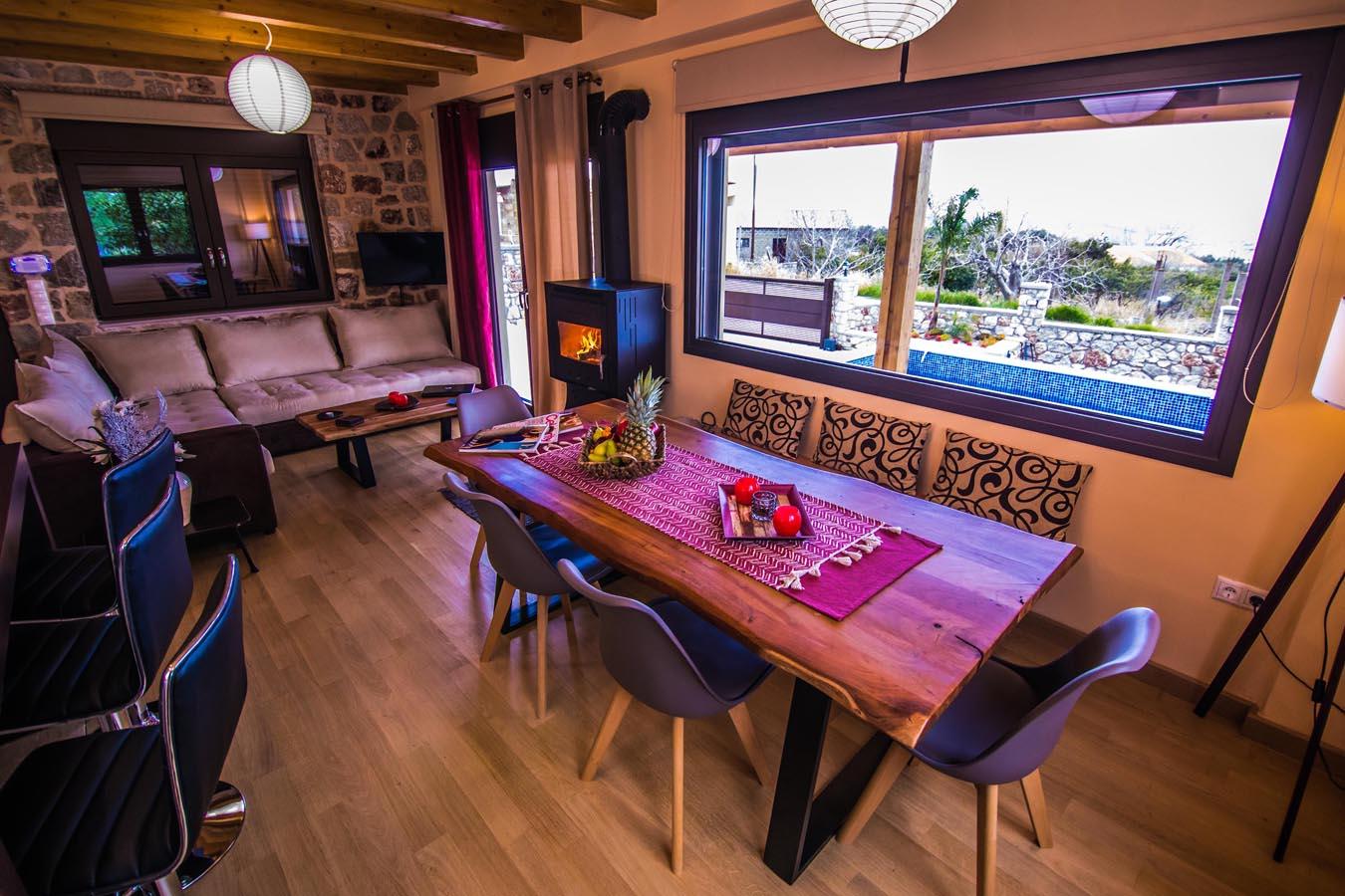 Rhodes Holidays Magical Salakos Villa 5