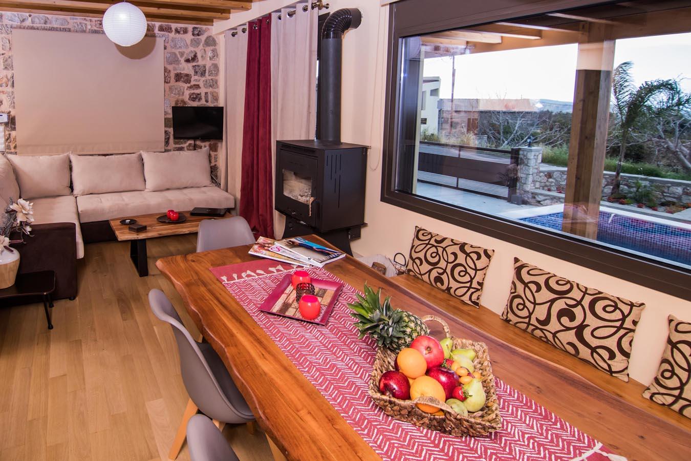 Rhodes Holidays Magical Salakos Villa 6