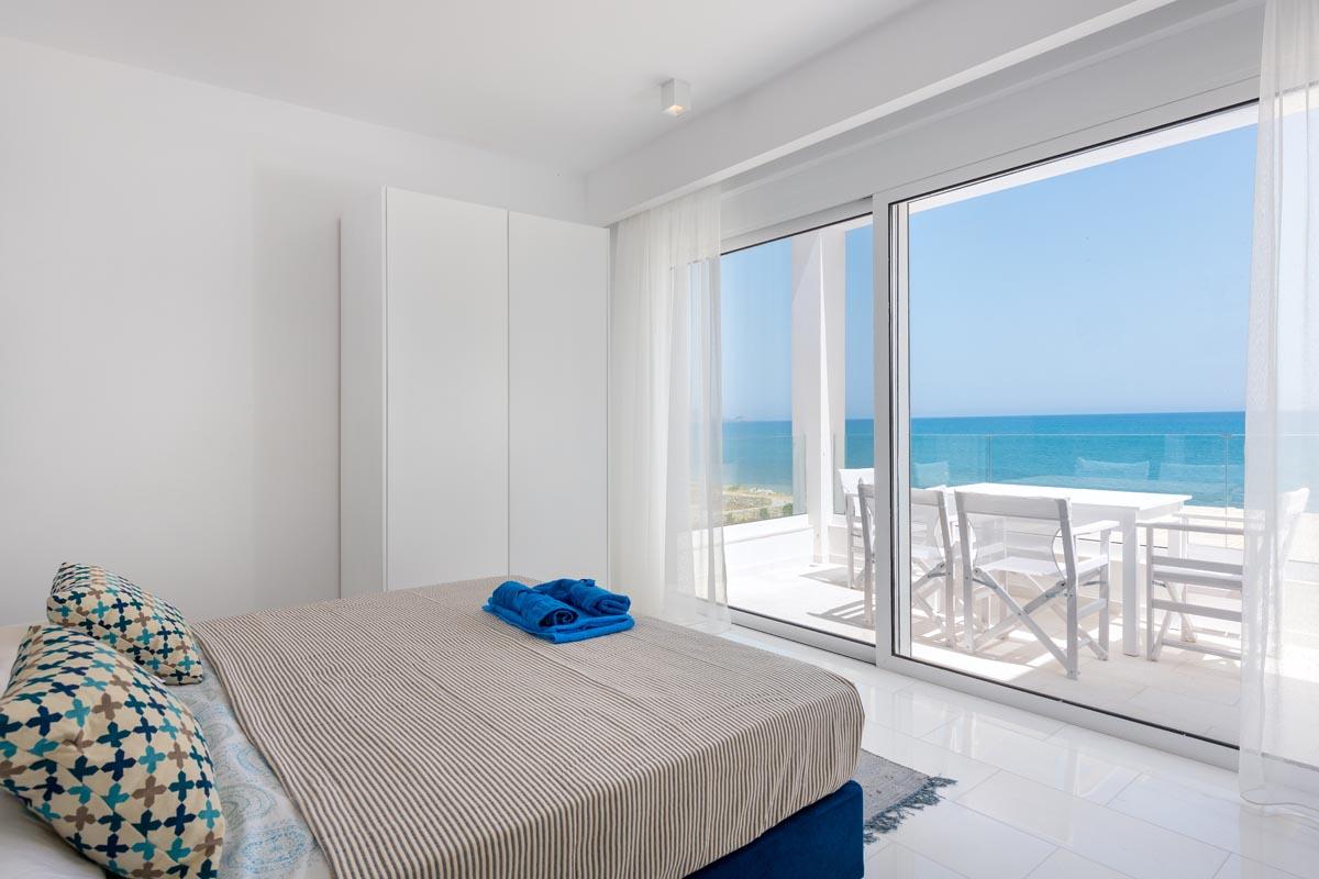 Rhodes Holidays Maria Beach Front Villa Rhodes 12