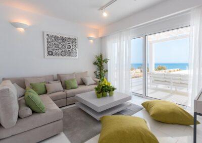 Rhodes Holidays Maria Beach Front Villa Rhodes 5