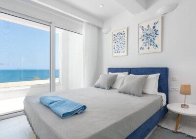Rhodes Holidays Maria Beach Front Villa Rhodes 9