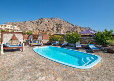 Rhodes Holidays Maripaul Villa Rhodes 1