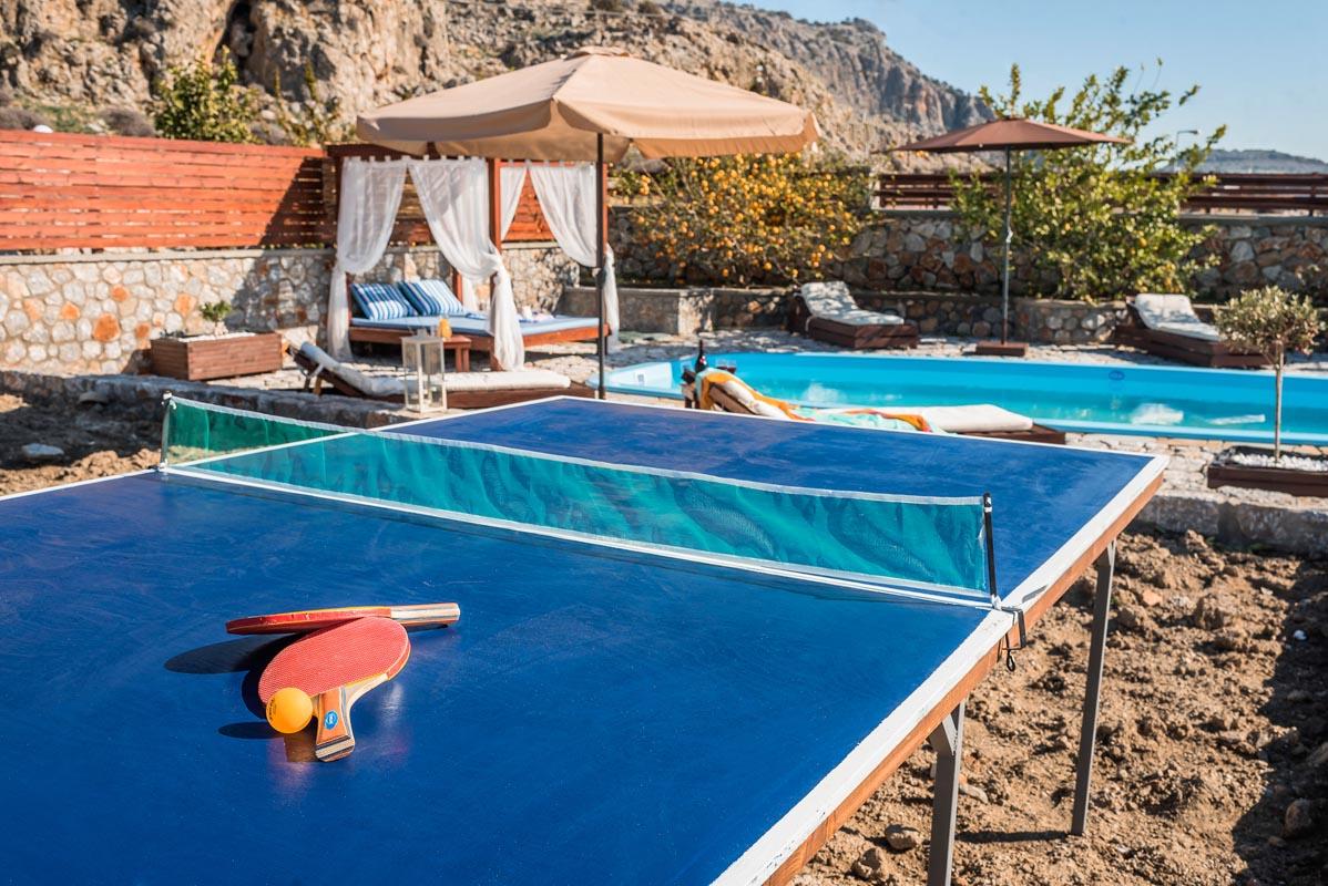 Rhodes Holidays Maripaul Villa Rhodes 18