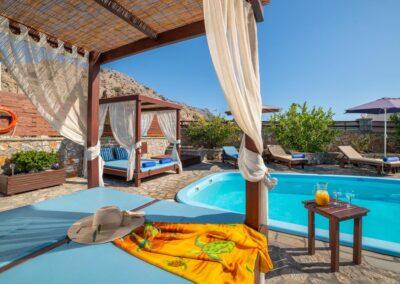 Rhodes Holidays Maripaul Villa Rhodes 2