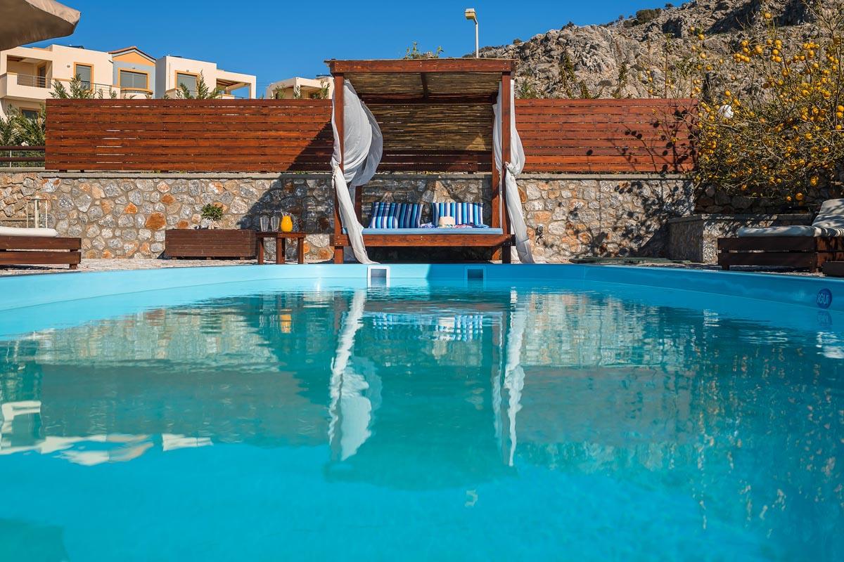 Rhodes Holidays Maripaul Villa Rhodes 25