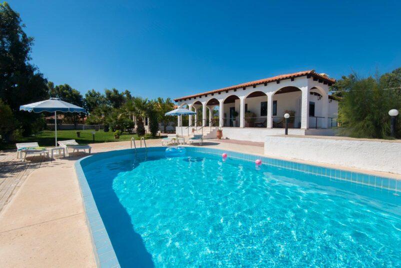Rhodes Holidays Mina Villa House Rhodes 1