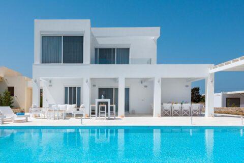 Rhodes Holidays Nada Beach Front Villa Rhodes 1