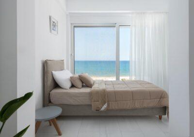Rhodes Holidays Nada Beach Front Villa Rhodes 13