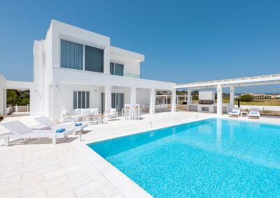 Rhodes Holidays Nada Beach Front Villa Rhodes 22