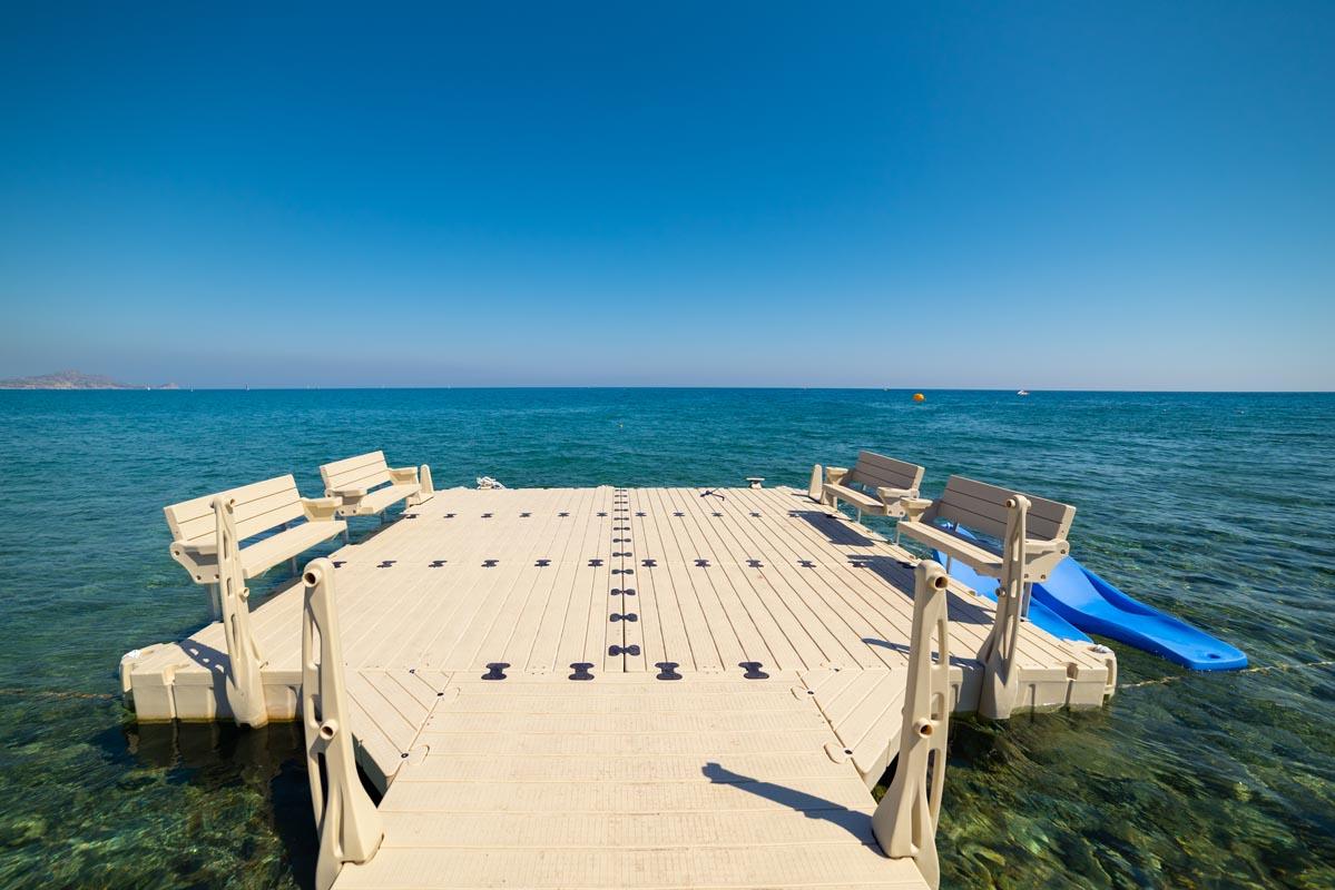 Rhodes Holidays Nada Beach Front Villa Rhodes 23