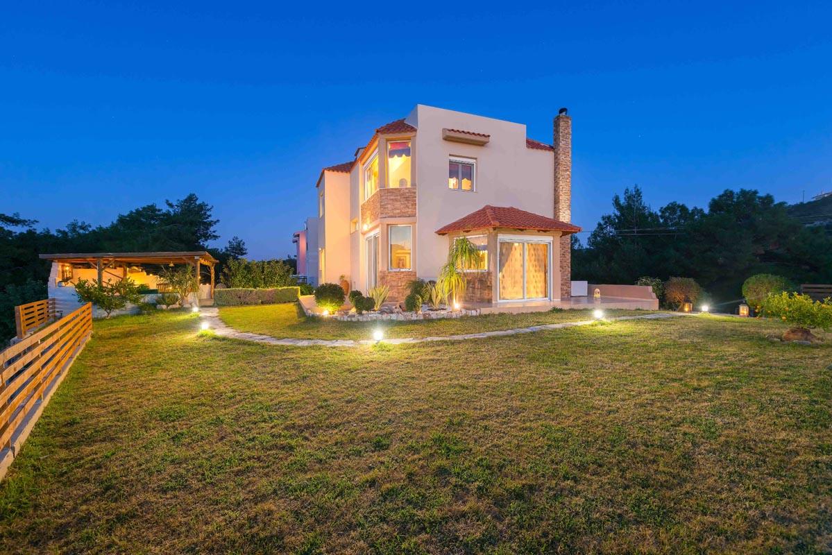 Rhodes Holidays Natura Villa House Rhodes 22