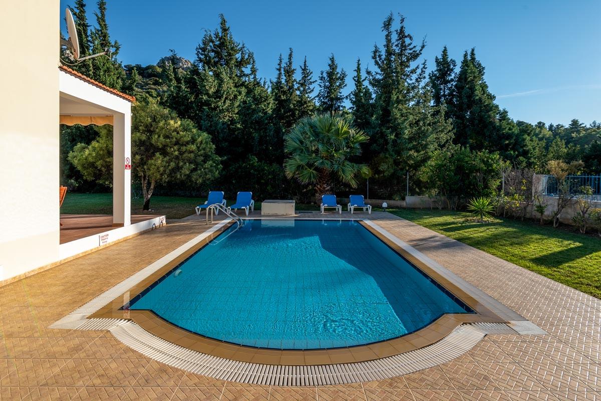 Rhodes Holidays Olivia Villa Rhodes 13