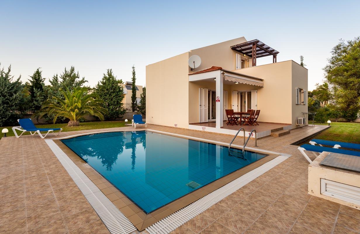 Rhodes Holidays Olivia Villa Rhodes 20