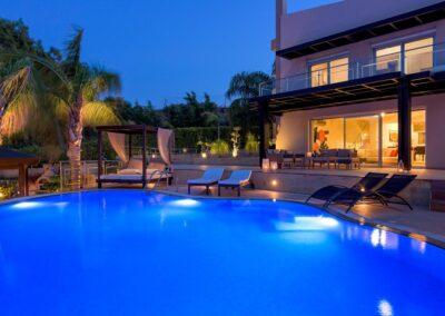 Rhodes Holidays Quinn Hill Villa Rhodes 1