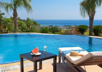 Rhodes Holidays Quinn Hill Villa Rhodes 29