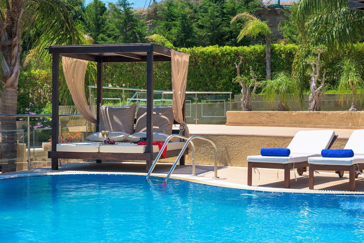 Rhodes Holidays Quinn Hill Villa Rhodes 32