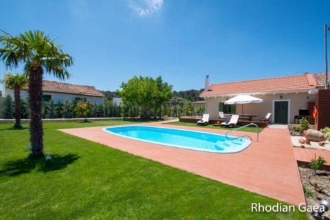 Rhodes Holidays Rhodian Gaea Villa Rhodes 1
