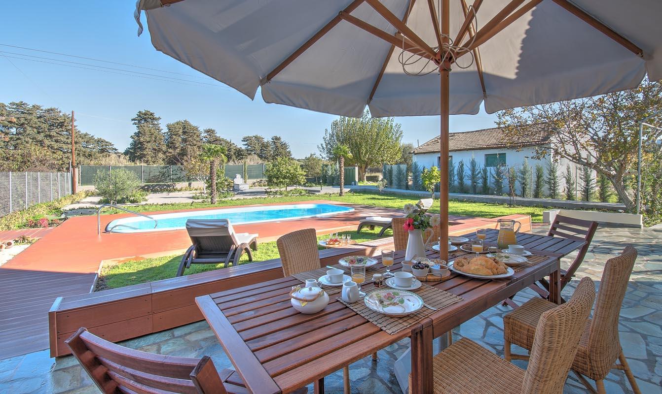 Rhodes Holidays Rhodian Gaea Villa Rhodes 11