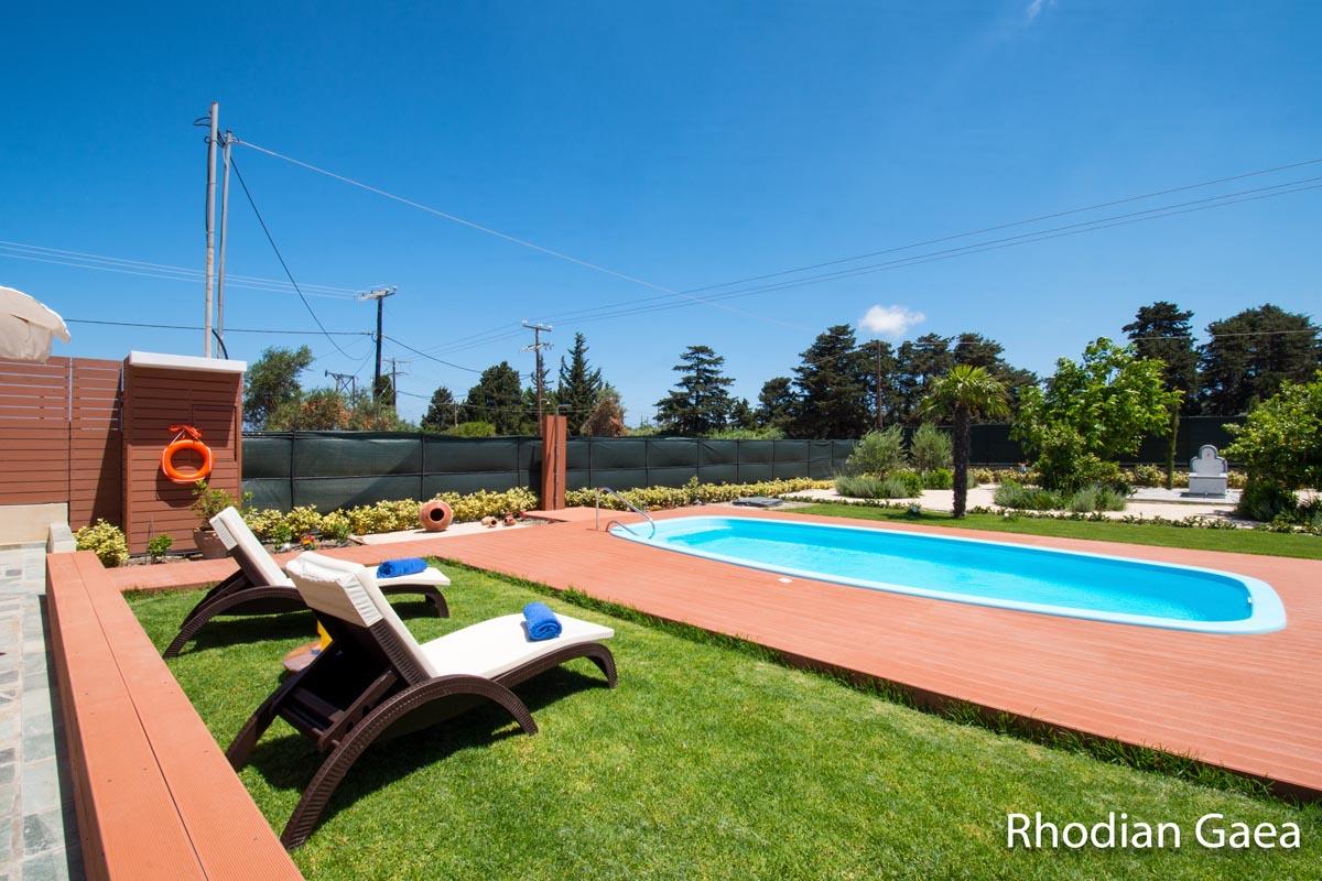 Rhodes Holidays Rhodian Gaea Villa Rhodes 17