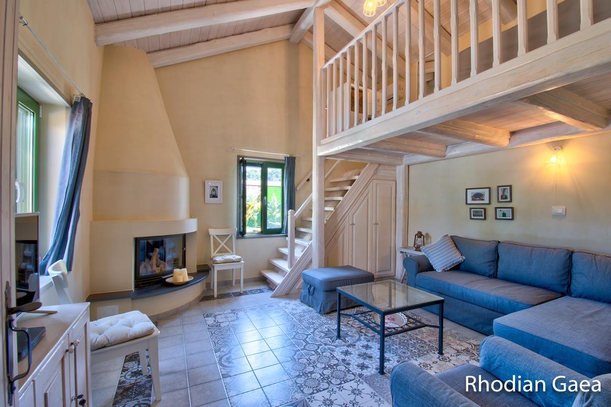 Rhodes Holidays Rhodian Gaea Villa Rhodes 4
