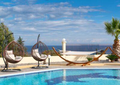 Rhodes Holidays Rose Villa House Rhodes 3-1