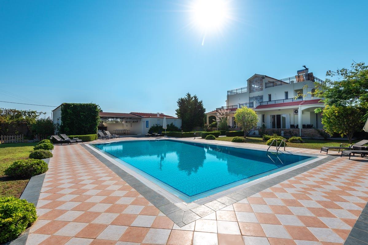 Rhodes Holidays Royal Classico Villa Rhodes (0001)