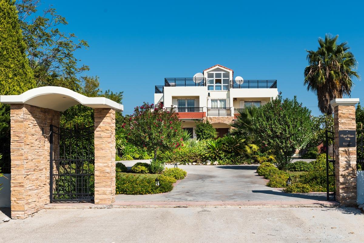 Rhodes Holidays Royal Classico Villa Rhodes (40)