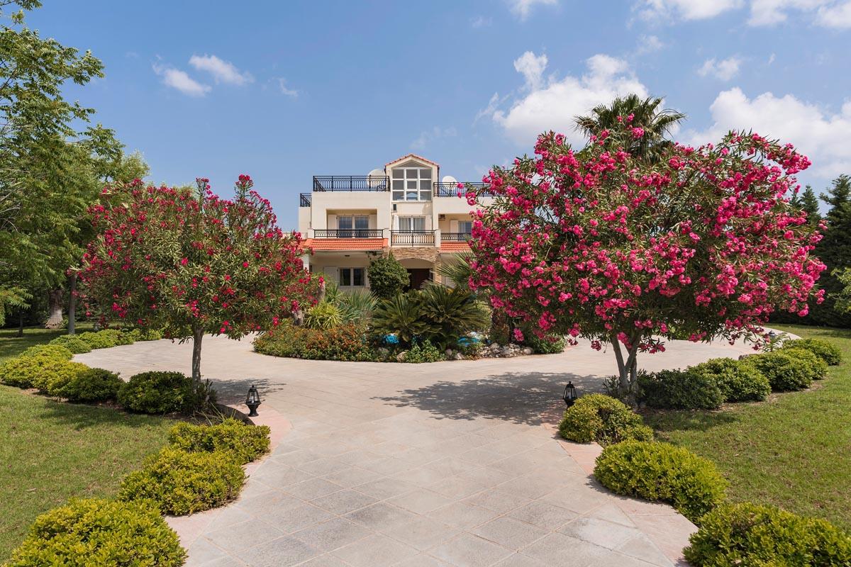 Rhodes Holidays Royal Classico Villa Rhodes (42)
