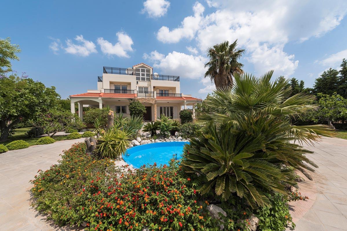 Rhodes Holidays Royal Classico Villa Rhodes (48)