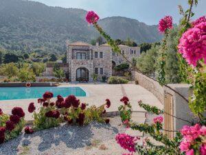 Rhodes Holidays Salakos Villas both 12azx