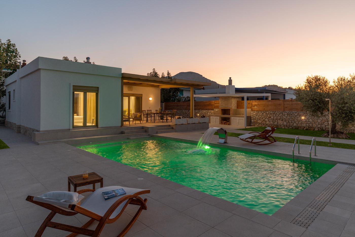 Rhodes Holidays Serenity Villas ELIA 36