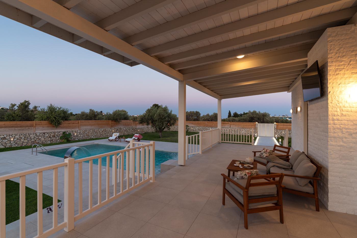 Rhodes Holidays Serenity Villas Petra 38