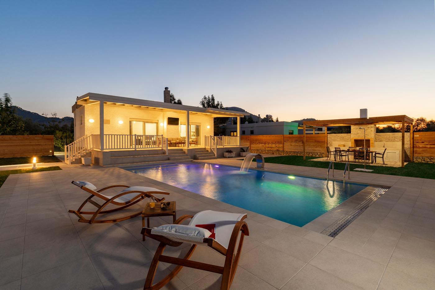 Rhodes Holidays Serenity Villas Petra 39
