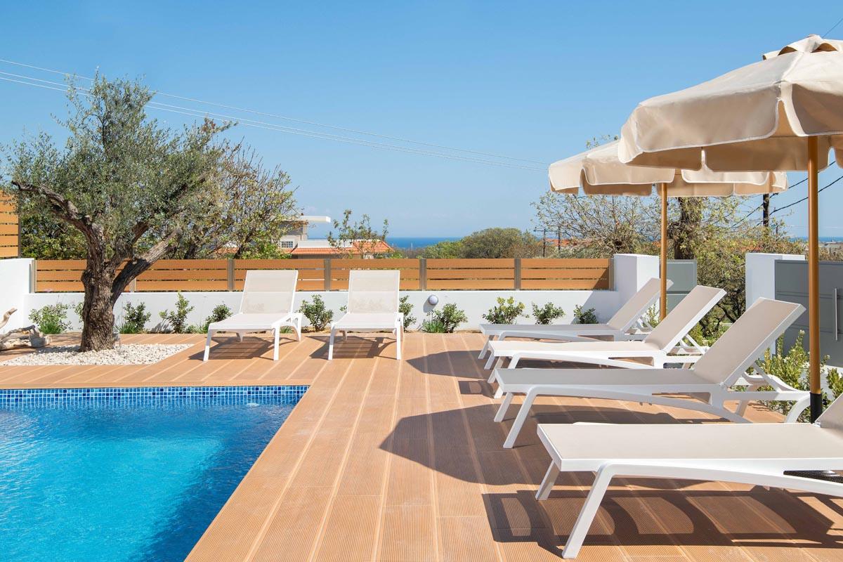 Rhodes Holidays Terpsis Pool Villa Rhodes 2