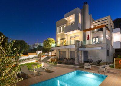 Rhodes Holidays Terpsis Pool Villa Rhodes 20