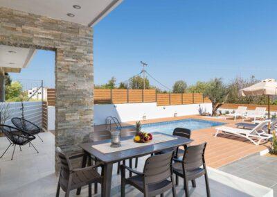 Rhodes Holidays Terpsis Pool Villa Rhodes 3