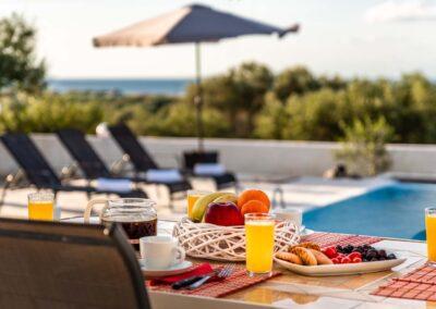 Rhodes Holidays Vasilis Pool Villa Rhodes 22