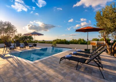 Rhodes Holidays Vasilis Pool Villa Rhodes 3