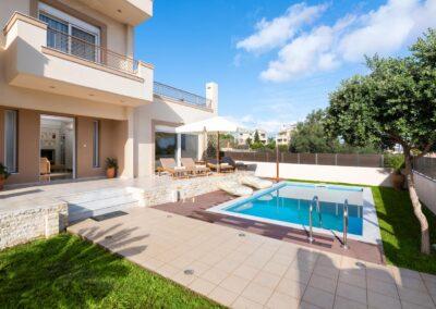 Rhodes Holidays Villa Chrissiida Rhodes 20