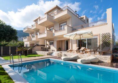 Rhodes Holidays Villa Chrissiida Rhodes 21