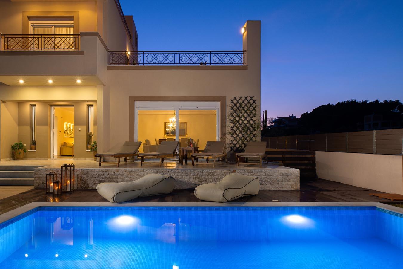 Rhodes Holidays Villa Chrissiida Rhodes 22