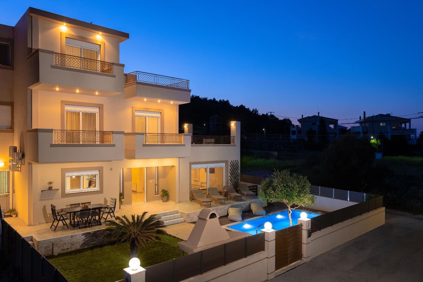 Rhodes Holidays Villa Chrissiida Rhodes 23