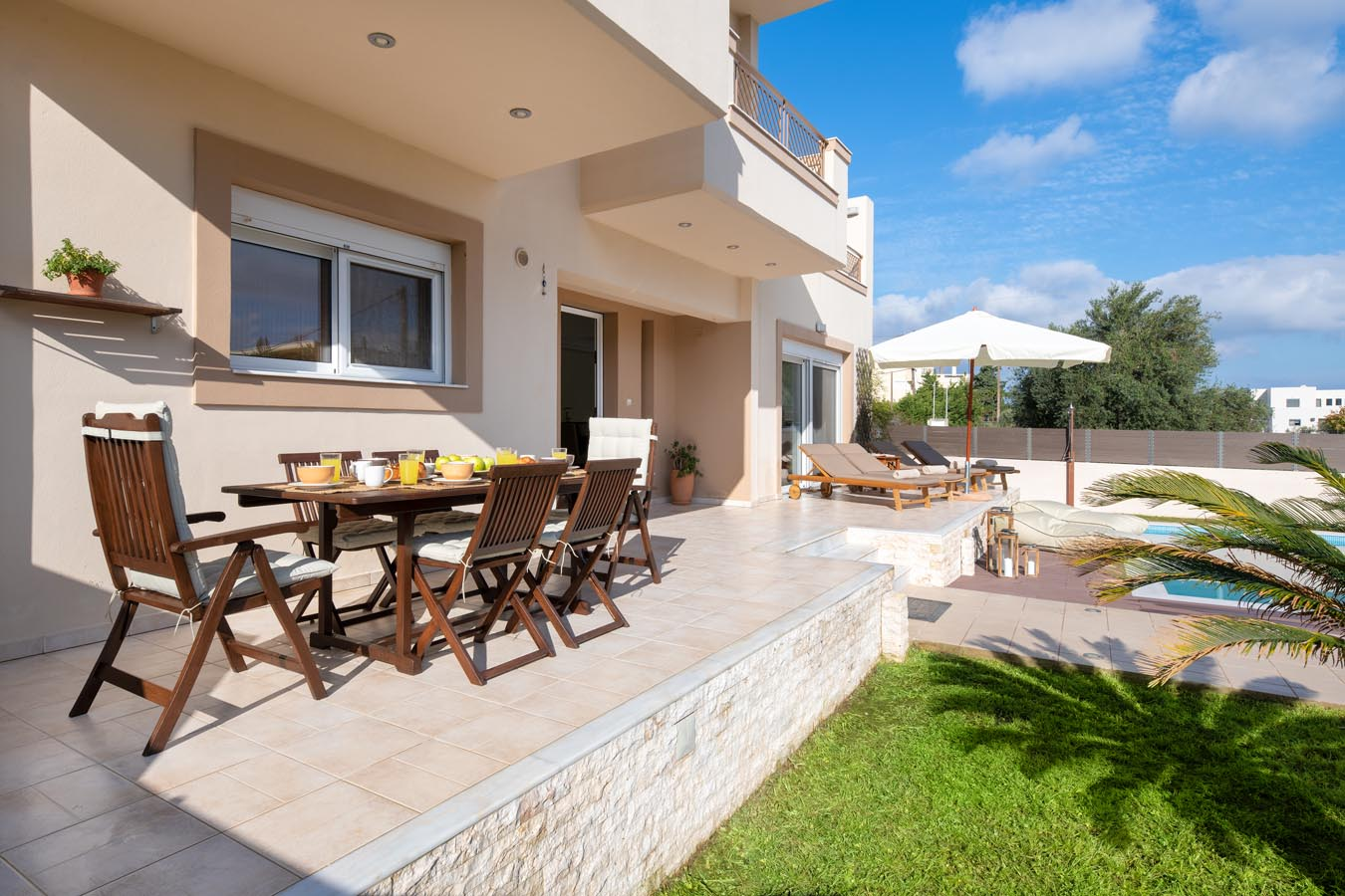 Rhodes Holidays Villa Chrissiida Rhodes 3