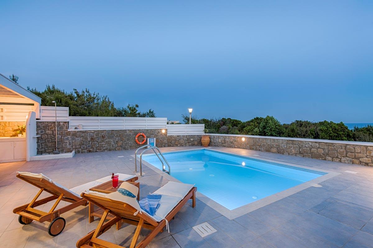 Rhodes Holidays Villa Sea La Vie Rhodes 19