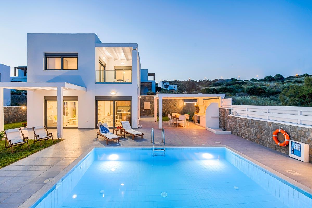 Rhodes Holidays Villa Sea La Vie Rhodes 25