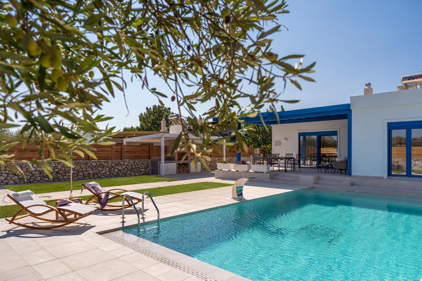 Rhodes Holidays Villa Thalassa 28